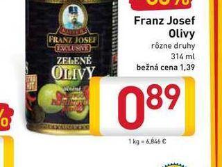 Franz Josef Olivy  314 ml
