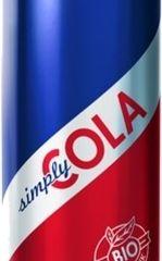 Organics Cola 0,25 L plech