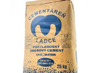 Obrázok Portlandský zmesový cement CEM II/B-M (S-L) 32,5R 25 kg