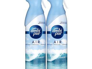 Obrázok Ambi Pur Air Ocean Mist osviežovač vzduchu 2x300 ml