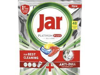 Jar Platinum Plus tablety do umývačky riadu 1x48 ks