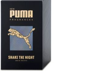 Toaletná voda Shake The Night, 50 ml