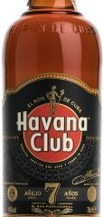 Obrázok Havana 7YO 40% 0,70 L
