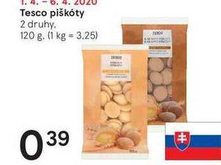 Obrázok Tesco piškóty, 120 g