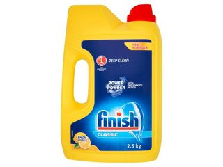 Finish Classic Lemon prášok do umývačky riadu 1x2,5 kg