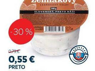 PRETO Zemiakový šalát, 140 g