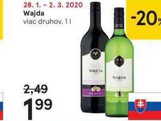 Wajda, 1 l
