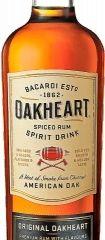 Obrázok Bacardi Oakheart 35% 0,70 L