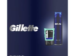 Gillette Fusion5 holiaci gél 200ml + voda po holení 50 ml