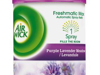 Obrázok Air wick Freshmatic Max Levanduľa náhradná náplň do osviežovača 1x250ml