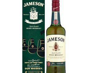 Obrázok Jameson Irish Whiskey 0,7 l