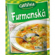 POLIEVKA FURMANSKÁ  49g CARPATHIA