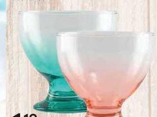 Obrázok Pohár na zmrzlinu sklenený