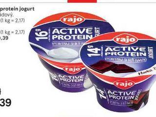 Activ protein jogurt, 180 g