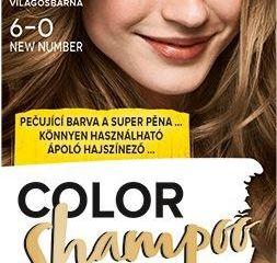 Palette Color šampón 231 svetlo hnedá 1x1 ks