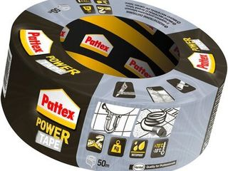 Pattex Lepicí páska Power Tape 50 m stříbrná