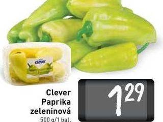 Clever Paprika zeleninová 500 g