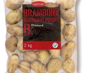 Obrázok Zemiaky konzumné neskoré, varný typ B 2 kg