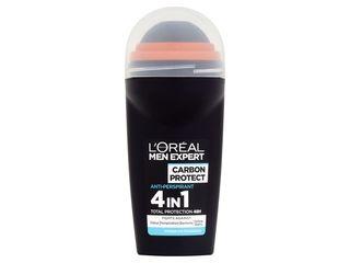 L'Oréal Men Expert Carbon Protect antiperspirant roll on pánsky 1x50 ml