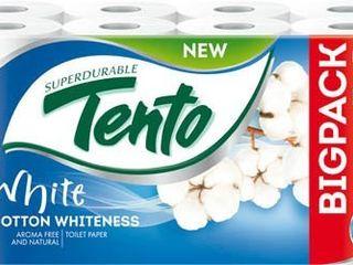 Obrázok Tento Toaletný papier White 2-vrstvový 12+4 ks