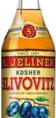 Slivovica zlatá Kosher 50% 0,70 L