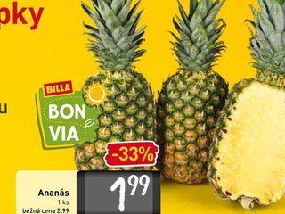 Ananás 1 ks