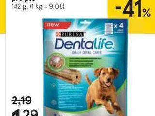 DentaLife pochút'ka pre psa, 142 g