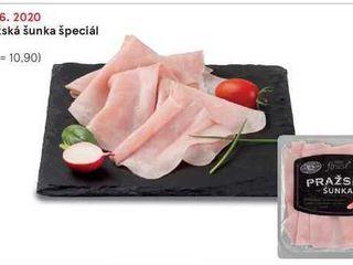 Tesco pražská šunka špeciál, 100 g