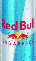 Red Bull Sugarfree 0,25 L plech