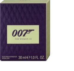 Obrázok Parfumovaná voda 007 for Women III, 30 ml