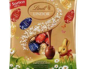 obrázek Lindt Lindor Mini vajíčka 180g
