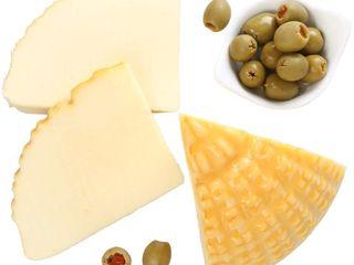 Obrázok Polotvrdý nezrejúci parený syr