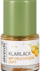 Vrchný lak na nechty s ovocnou vôňou, 6 ml