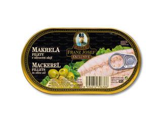 Makrela filety