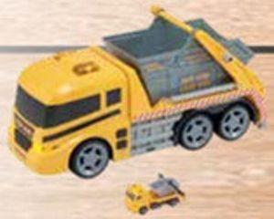 Carousel stavebné nákladné auto