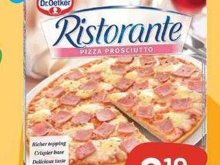 Obrázok DR. OETKER RISTORANTE PIZZA PROSCIUTTO 330 g