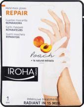 Obrázok Intenzívna regeneračná maska na ruky s broskyňou, rukavice, 18 ml