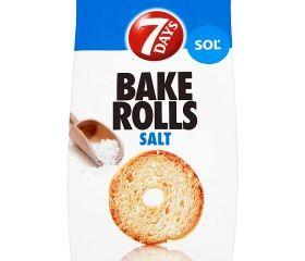 Obrázok 7 Days Bake Rolls 80 g