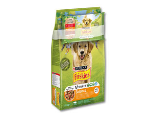 Obrázok Krmivo pre psy + kapsičky pre psy