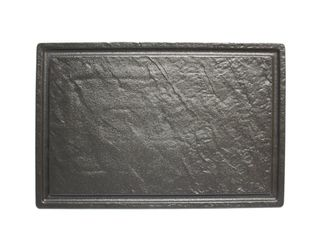 Podnos na steak Vulcania Black 42x28 cm Tognana 1 ks