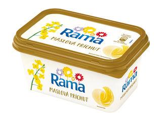 Rama maslová príchuť