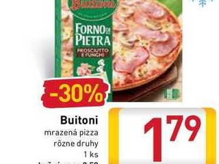 Buitoni mrazená pizza 1 ks