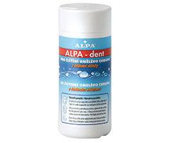 Alpa čistiaci prípravok na zubnú náhradu 150g