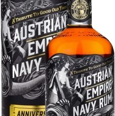Obrázok Austrian Empire Navy Rum Anniversary 40% 0,70 L