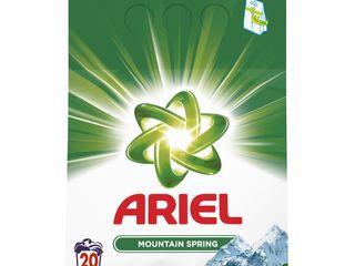 Obrázok Ariel Mountain spring prací prášok 20 praní 1x1 ks