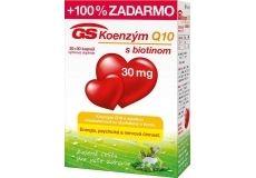 Obrázok GS Koenzým Q10 30 mg
