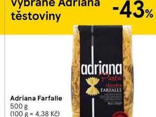 obrázek Adriana Farfalle, 500 g