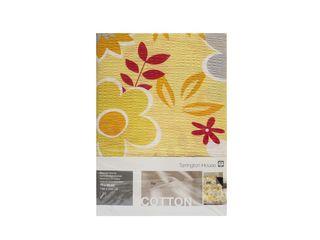Obliečka krepová úprava 140x220 cm žltá Tarrington House 1ks
