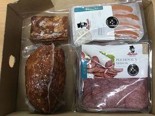 Obrázok Balíček mäsových výrobkov 1 (3,67kg)