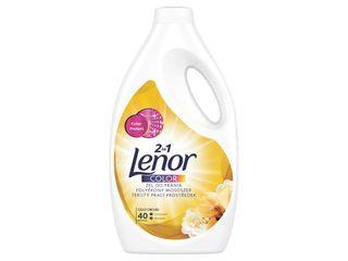 Lenor Gold Orchid prací gél 40 praní 1x1 ks
